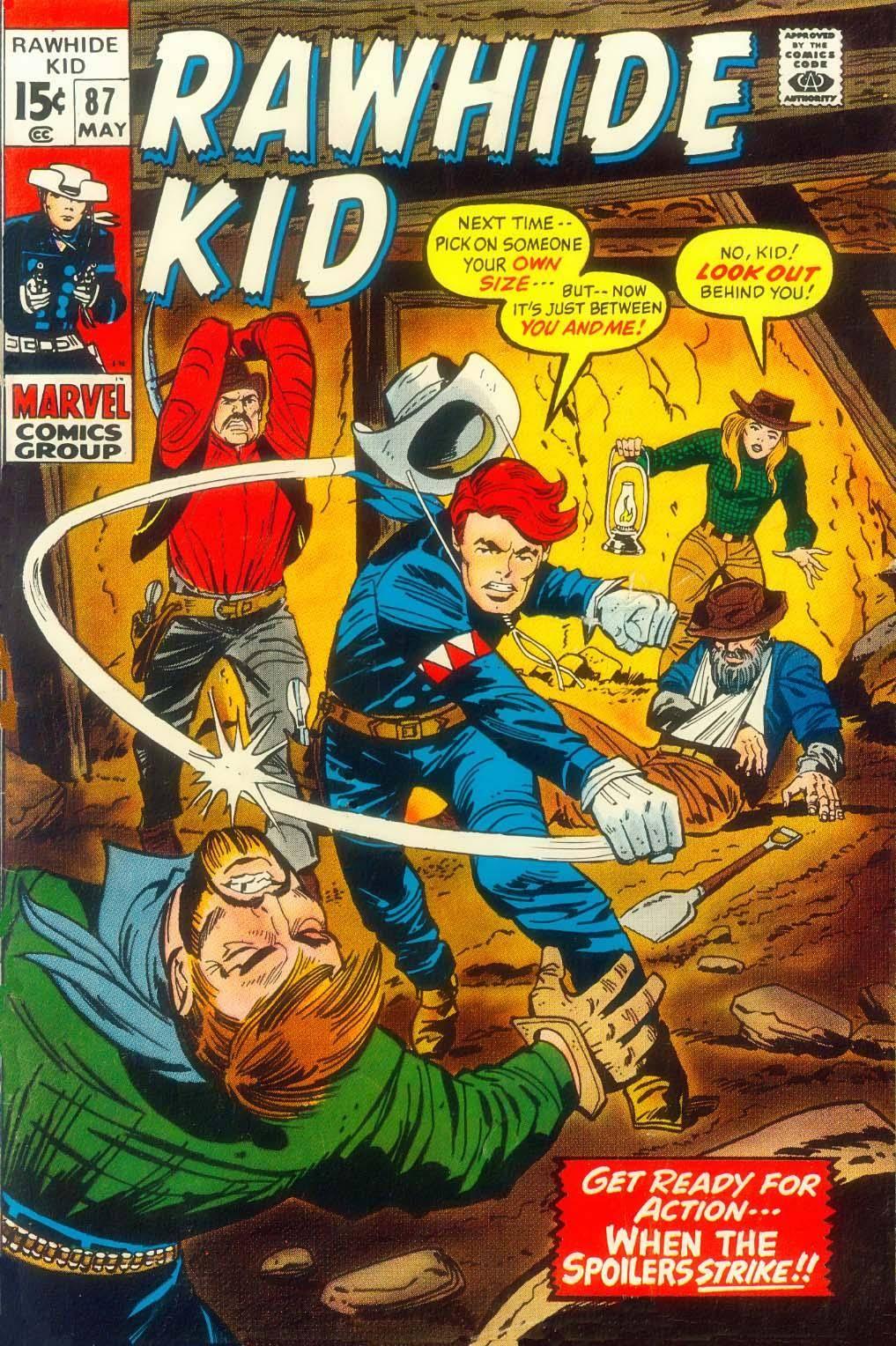 Rawhide Kid v1 087 1971