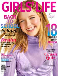Girls' Life Magazine – August 2021