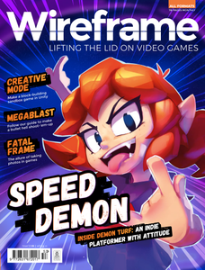 Wireframe - Issue 53 2021