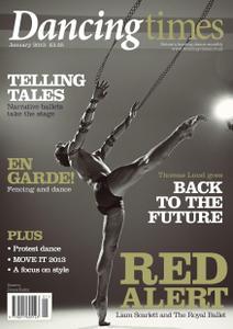 Dancing Times - January 2013
