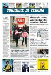 Corriere di Verona - 6 Gennaio 2018