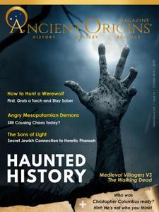 Ancient Origins Magazine – October 2019