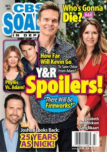 CBS Soaps In Depth - July 08, 2019