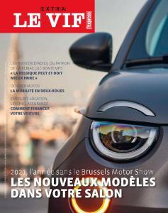 Le Vif L'Express Extra - 14 Janvier 2021
