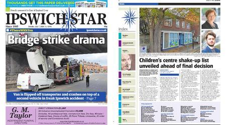 Ipswich Star – July 07, 2020