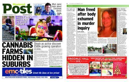 Nottingham Post – December 16, 2017