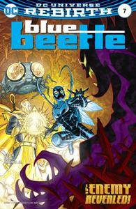 Blue Beetle 007 2017 2 covers Digital Zone-Empire
