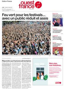 Ouest-France Édition France – 19 février 2021