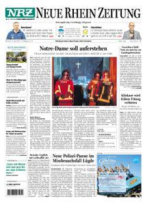 NRZ Neue Rhein Zeitung Rheinberg - 17. April 2019