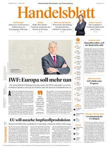 Handelsblatt - 15 April 2021