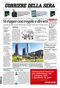 Corriere della Sera - 27 Aprile 2020