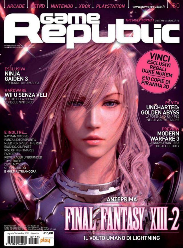 Game Republic 130 - Agosto 2011