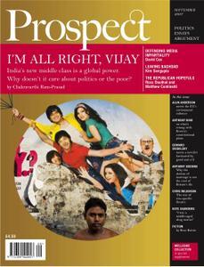 Prospect Magazine - September 2007