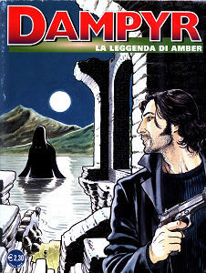 Dampyr - Volume 43 - La Leggenda Di Amber