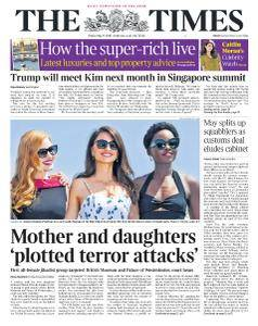 The Times - 11 May 2018