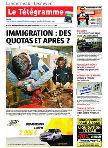 Le Télégramme Landerneau - Lesneven – 06 novembre 2019