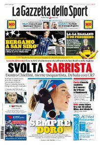 La Gazzetta dello Sport – 19 febbraio 2020