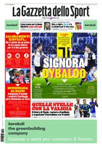 La Gazzetta dello Sport Roma – 18 maggio 2020