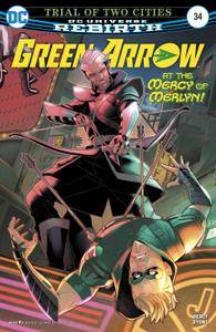 Green Arrow 034 2018 2 covers Digital Zone-Empire
