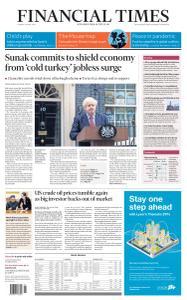 Financial Times UK - April 28, 2020