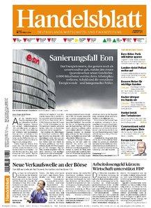 Handelsblatt Nr.154 vom 11.08.2011