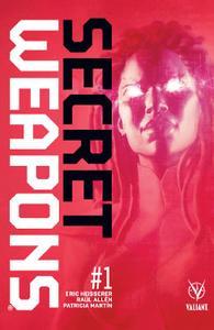 Valiant-Secret Weapons No 01 2017 Hybrid Comic eBook