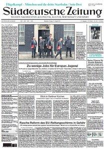Süddeutsche Zeitung vom 12 August 2011