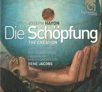 René Jacobs - J. Haydn: Die Schöpfung (2009)