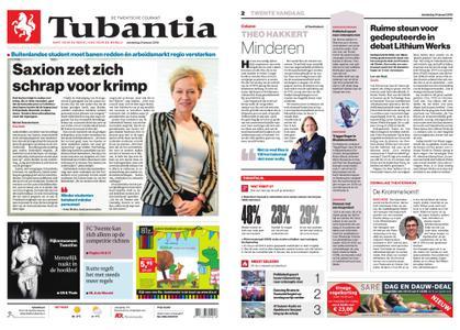 Tubantia - Enschede – 24 januari 2019