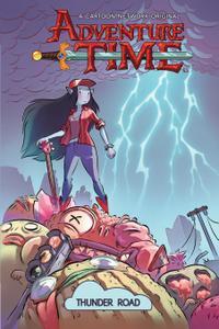 "Fills - ""Adventure Time - Thunder Road (2018) (Digital) (Bean-Empire cbz"