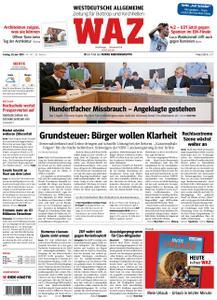 WAZ Westdeutsche Allgemeine Zeitung Bottrop - 28. Juni 2019