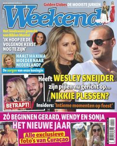 Weekend Netherlands – 08 januari 2020