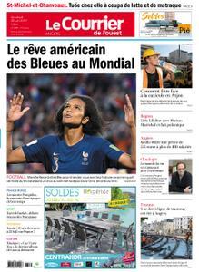 Le Courrier de l'Ouest Angers – 28 juin 2019