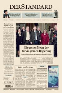 Der Standard – 08. Januar 2020
