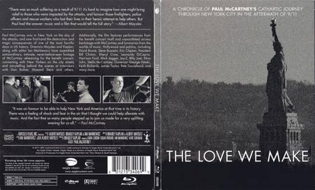 Paul McCartney - The Love We Make (2011)