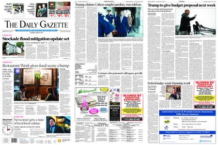 The Daily Gazette – March 09, 2019