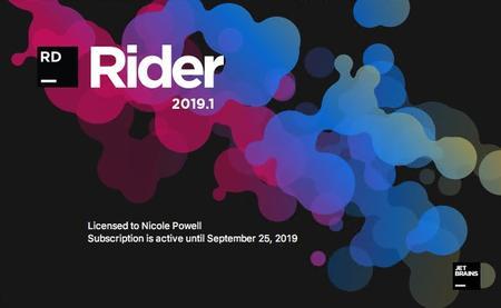 JetBrains Rider 2019.1.3