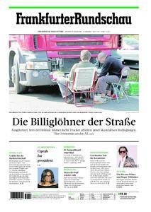 Frankfurter Rundschau Main-Taunus - 10. Januar 2018