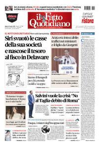 Il Fatto Quotidiano - 20 aprile 2019