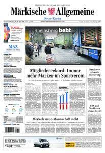 Märkische Allgemeine Dosse Kurier - 10. März 2018