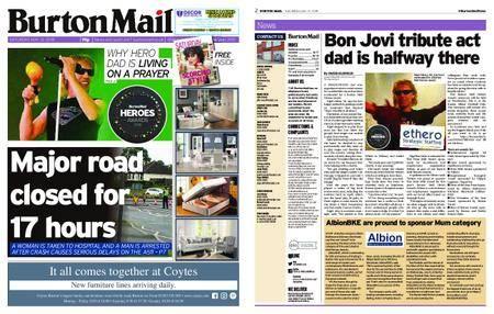Burton Mail – May 12, 2018