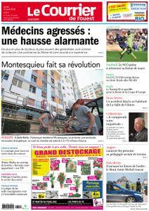 Le Courrier de l'Ouest Angers - 23 avril 2018