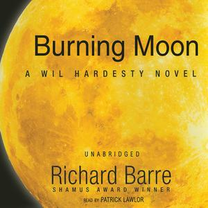 «Burning Moon» by Richard Barre