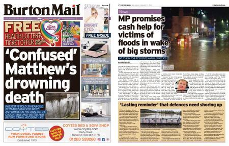 Burton Mail – February 22, 2020