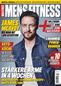 Men's Fitness Germany - April 2019
