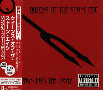Queens of The Stone Age - Songs For The Deaf (2002) [Japanese Edition]