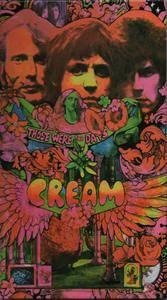 Cream - Those Were The Days (1997) {4CD boxset Polydor 31453 9000-2 rec 1968-1972}