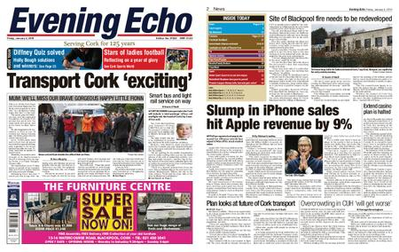 Evening Echo – January 04, 2019