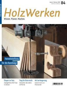 HolzWerken - Januar-Februar 2020