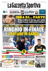 La Gazzetta dello Sport Sicilia – 14 giugno 2020